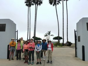 Point Loma and Cabrillo July 14